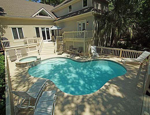 2 High Rigger - 7 Bdrm w/Pool HT - Hilton Head