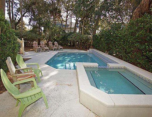 6 Iron Clad - 6 Bdrm w/Pool HT - Hilton Head