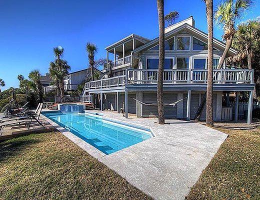 8 Wanderer - 5 Bdrm w/Pool HT - Hilton Head