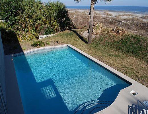 8 Iron Clad - 5 Bdrm w/Pool - Hilton Head