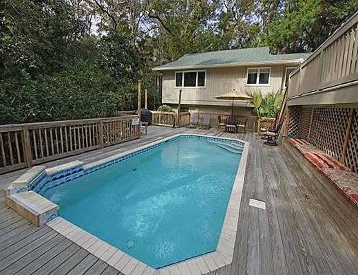 12 Ibis - 5 Bdrm w/Pool - Hilton Head