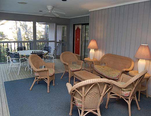 5 East Wind - 5 Bdrm w/Pool - Hilton Head