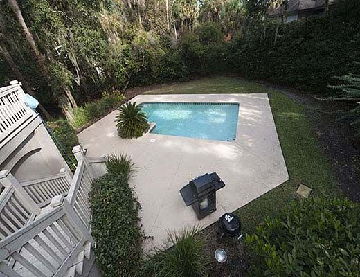 1 Lee Shore - 4 Bdrm w/Pool - Hilton Head