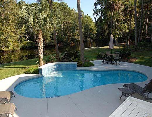 34 Haul Away - 3 Bdrm w/Pool HT - Hilton Head