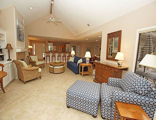 28 Port Tack - 4 Bdrm w/Pool - Hilton Head