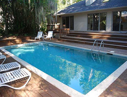 95 Mooring Buoy - 4 Bdrm w/Pool - Hilton Head
