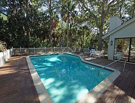 21 Saint George - 4 Bdrm w/Pool - Hilton Head