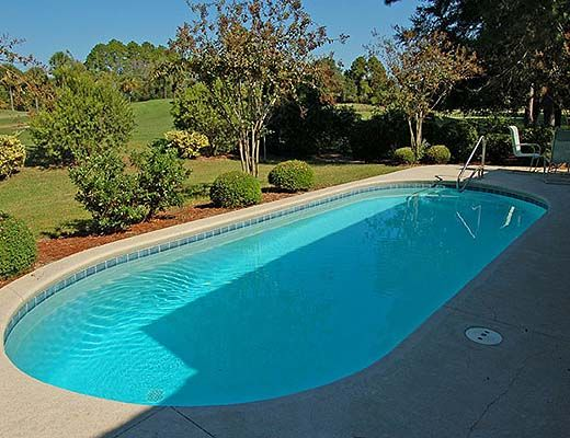 58 Full Sweep - 3 Bdrm + Den w/Pool - Hilton Head
