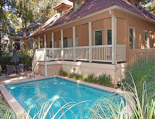 3 Troon - 3 Bdrm w/Pool - Hilton Head