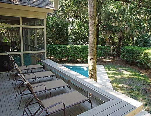 8 Heath Drive - 3 Bdrm w/Pool - Hilton Head