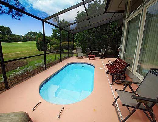 62 Full Sweep - 3 Bdrm w/Pool - Hilton Head
