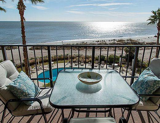 Seascape 316 - 2 Bdrm - Isle of Palms