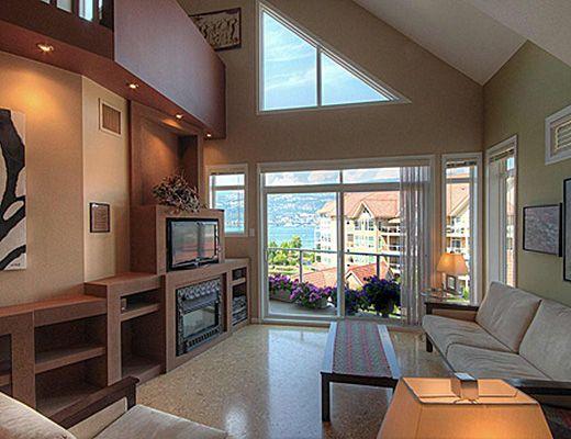Discovery Bay Resort - #649 - 1 Bdrm + Loft - Kelowna (KRA)