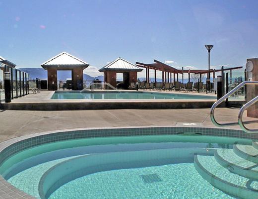 Playa del Sol #605 - 1 Bdrm + Loft Poolview - Kelowna