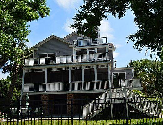 Middle Street 1312 - 5 Bdrm - Isle Of Palms