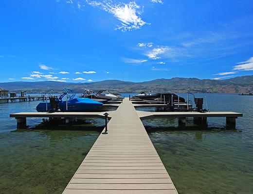 The Waterfront #18 - 4 Bdrm w/ Boat Lift - West Kelowna