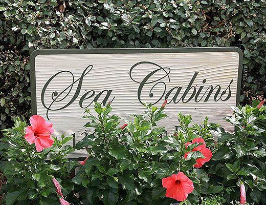 Sea Cabin 340-C - 1 Bdrm - Isle of Palms