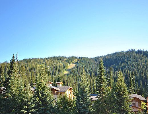 Crystal Forest #59 - 2 Bdrm HT Sun Peaks (TM)