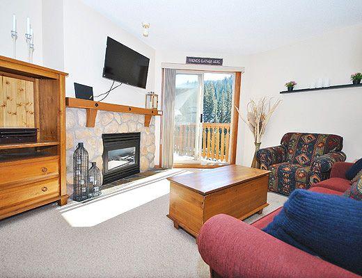 Fireside Lodge #301 - 1 Bdrm - Sun Peaks (TM)