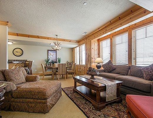 Red Stag Lodge #403 - 2 Bdrm HT - Deer Valley (CL)