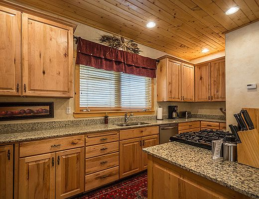 Timber Wolf Lodge #9C - 3 Bdrm - The Canyons (CL)
