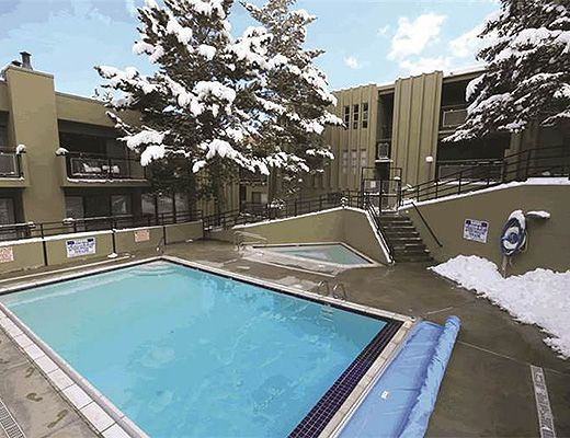 Edelweiss Haus #101B - Hotel Room - Park City (PL)