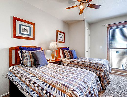 Racquet Club #165 - 3 Bdrm HT - Park City (PL)