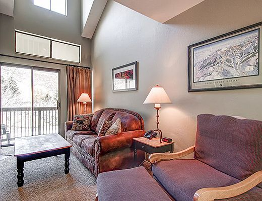 Snowcrest #309 - 1 Bdrm + Loft - Park City (PL)