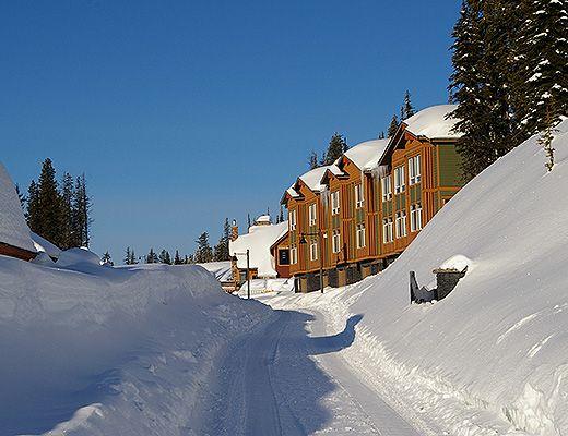 Grizzly Ridge Trail #5 - 3 Bdrm HT - Big White