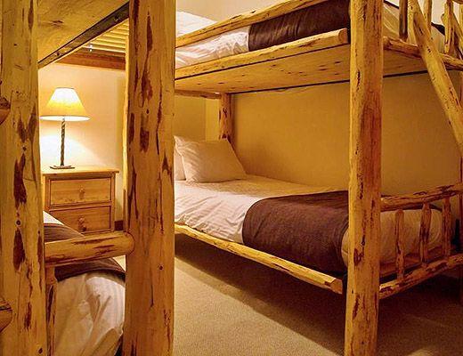 Snow Creek Cabins #501 - 2 Bedroom + Loft HT - Fernie