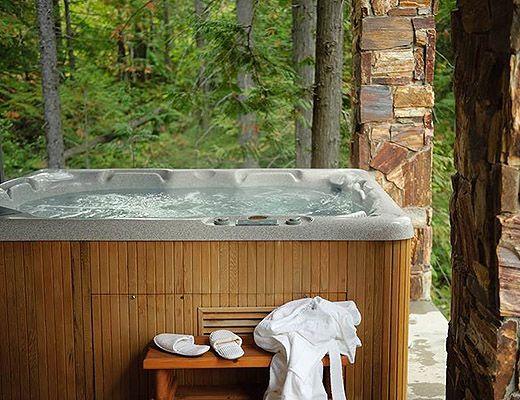 Snow Creek Cabins #505 - 2 Bedroom + Loft HT - Fernie