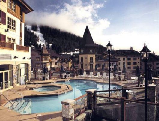 Sun Peaks Grand Hotel - Kitchenette - Sun Peaks