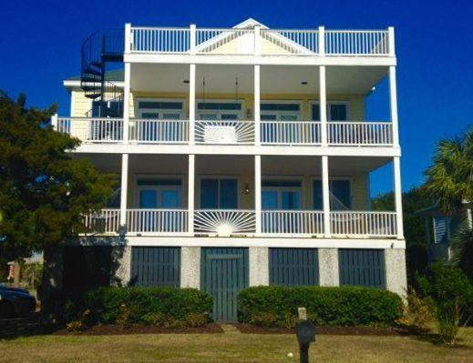 Ocean Blvd 601 - 5 Bdrm w/Pool - Isle Of Palms