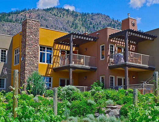 Spirit Ridge Vineyard Resort & Spa - 2 Bdrm (KQQ) - Osoyoos