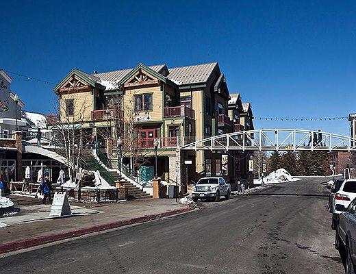 Lift Lodge #103 - 2 Bdrm - Park City