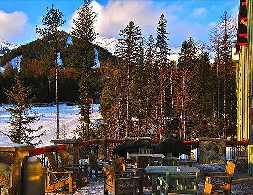 Snow Creek Lodge #208 - Studio (Standard) - Fernie