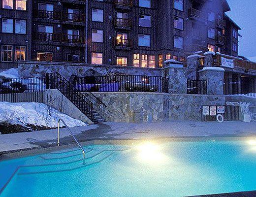 Snow Creek Lodge #308 - Studio (Standard) - Fernie