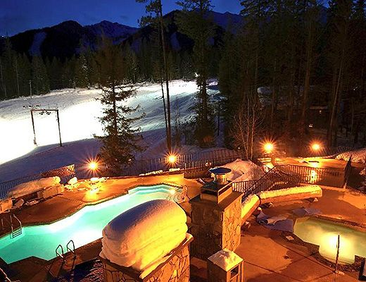Snow Creek Lodge #106 - 1 Bdrm (Standard) - Fernie