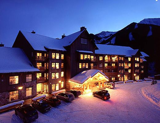 Snow Creek Lodge #404 - 1 Bdrm (Standard) - Fernie