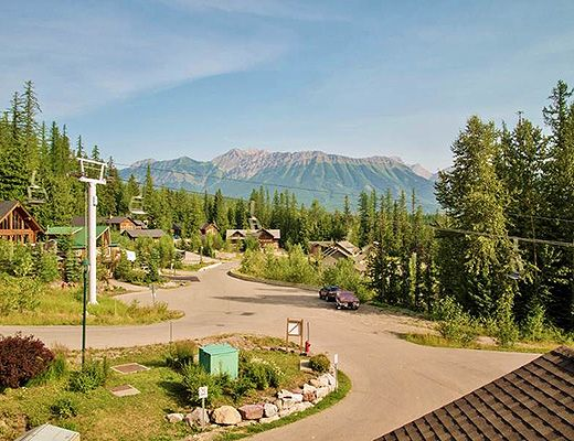 Snow Creek Lodge #310 - 1 Bdrm (Premium) - Fernie