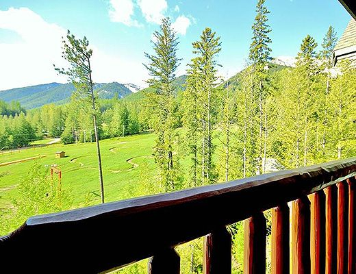 Snow Creek Lodge #405 - 1 Bdrm (Premium) - Fernie