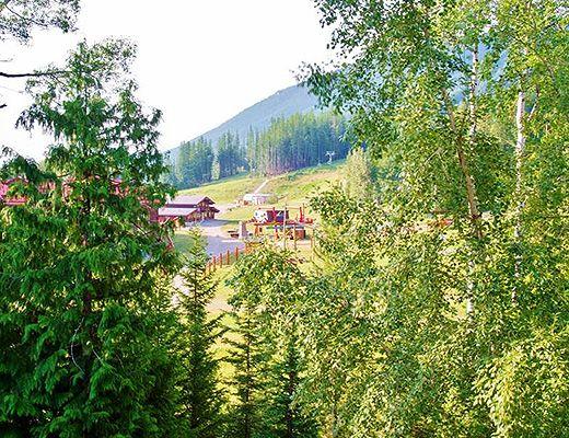 Snow Creek Lodge #217 - 2 Bdrm (Premium) - Fernie
