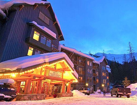 Snow Creek Lodge #402 - 2 Bdrm (Standard) - Fernie