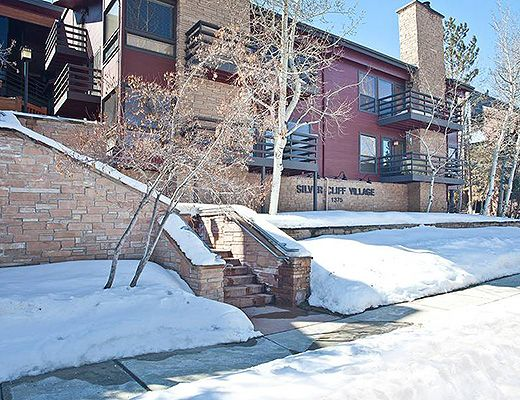 Silver Cliff #102 - 2 Bdrm Gold - Park City