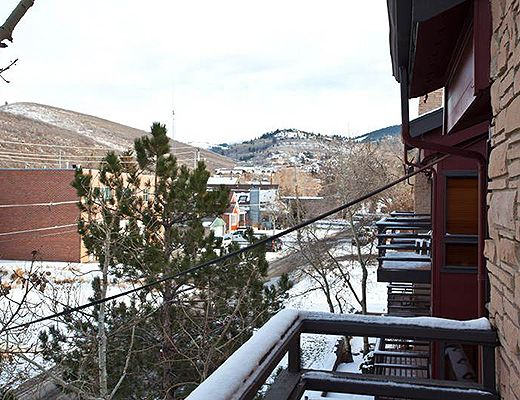 Silver Cliff #206 - 2 Bdrm Gold - Park City