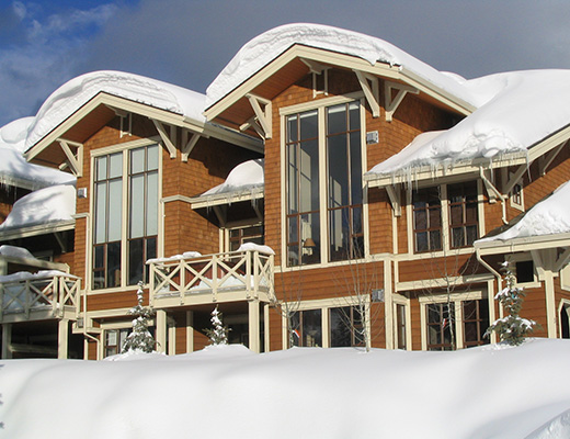 Stone's Throw #27 - 2 Bdrm HT - Sun Peaks (TM)
