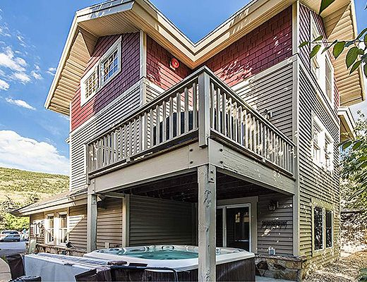 1307 Sullivan (Old Town Home) - 3 Bdrm HT - Park City (CL)