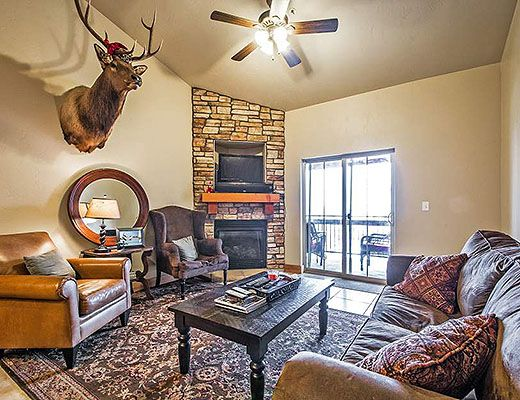 Bear Hollow Village #4310 - 3 Bdrm - The Canyons (CL)