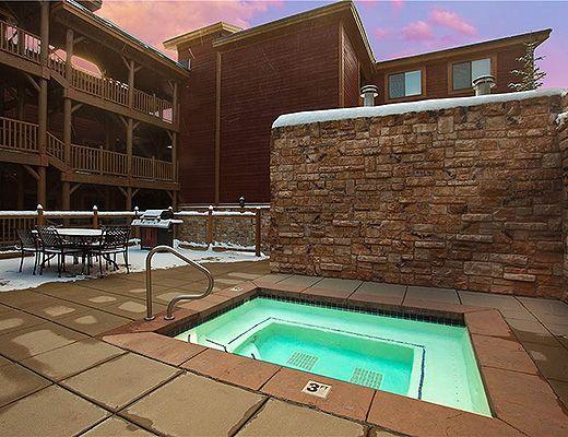 Black Bear Lodge#308A - 1 Bdrm Platinum HT - Deer Valley