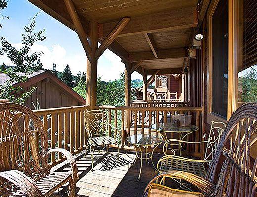 Black Bear Lodge #351B - 2 Bdrm HT Gold - Deer Valley